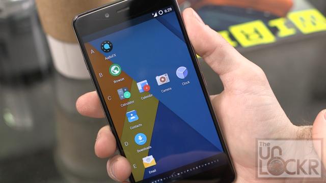 CyanogenMod on OnePlus X