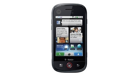 Motorola CLIQ ROMs