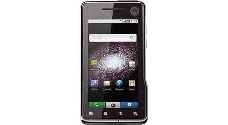 Motorola Milestone XT720 ROMs