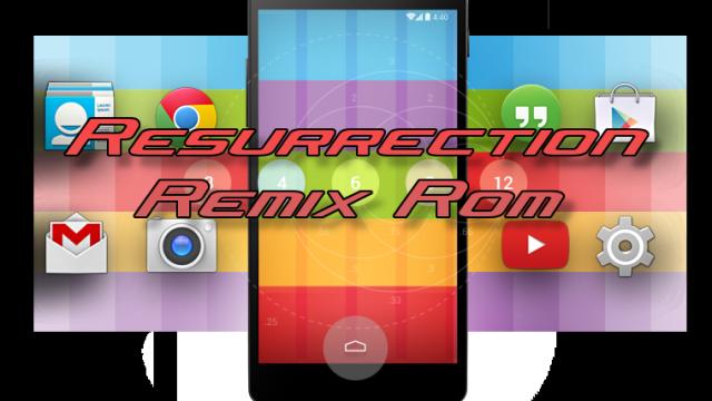 Resurrection-Remix-LP-v5.5.9 ROM