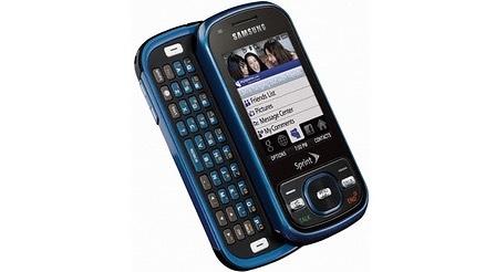Samsung Acclaim ROMs