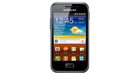 Samsung Galaxy Ace Plus ROMs