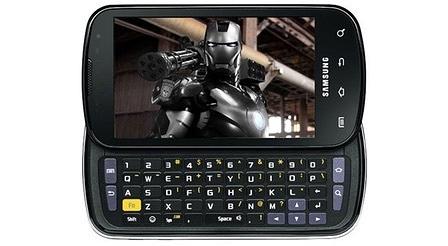 Samsung Galaxy Indulge ROMs