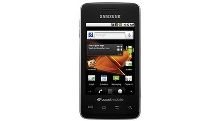 Samsung Galaxy Prevail ROMs