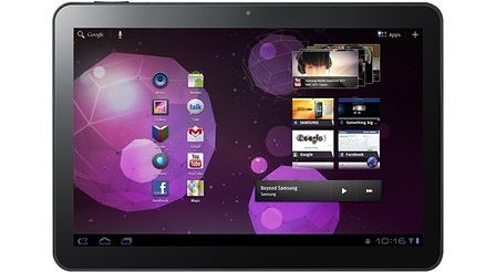 Samsung Galaxy Tab 10.1v ROMs
