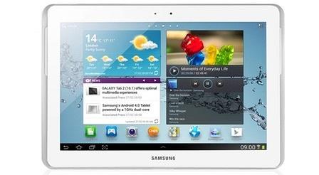 Samsung Galaxy Tab 2 10.1 ROMs