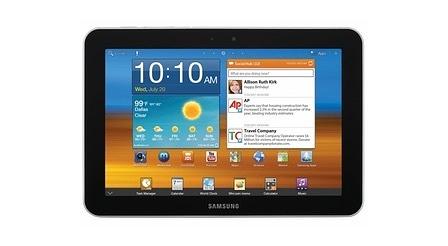 Samsung Galaxy Tab 8.9 ROMs