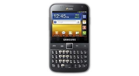 Samsung Galaxy Y Pro Duos ROMs