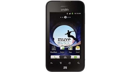 ZTE Score ROMs