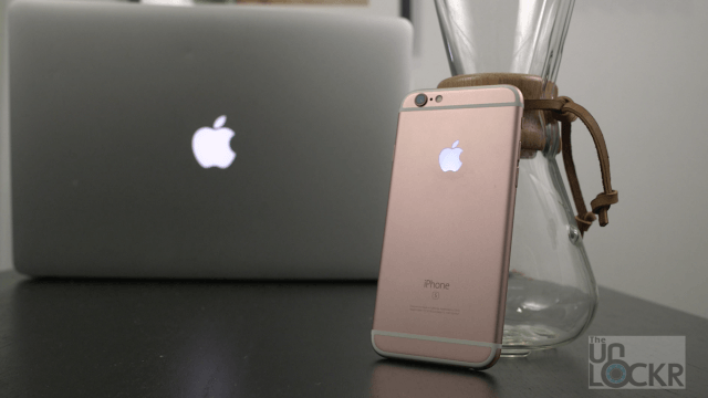 iPhone 6S Light Kit