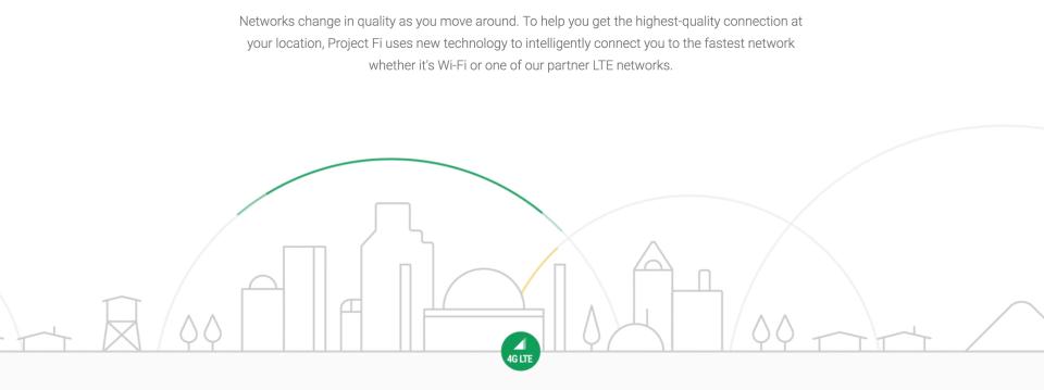 LTE & WiFi