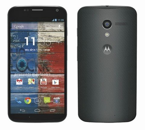 Moto X from AT&T