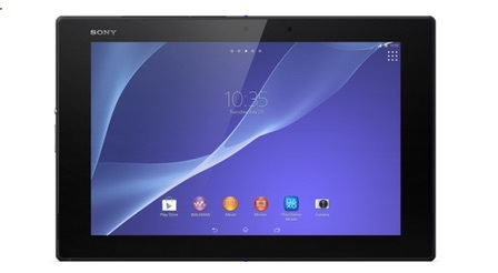 Sony Xperia Z2 Tablet ROMs