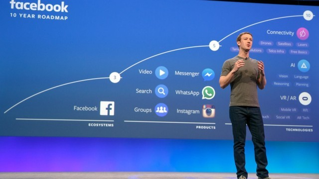 Facebook F8 2016