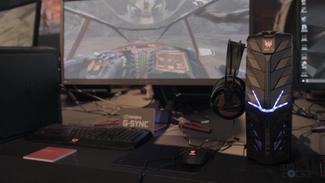 Predator G1 Gaming