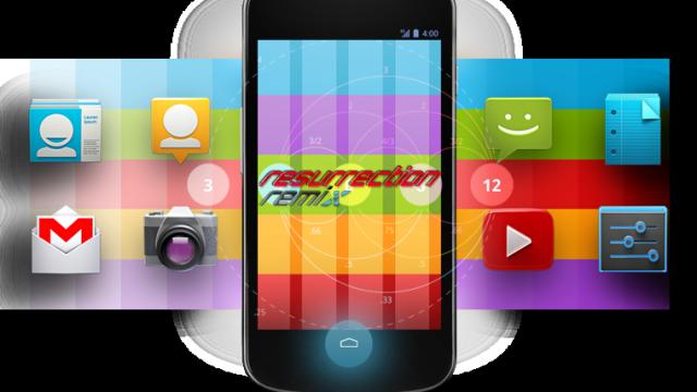 Resurrection Remix v5.5.4 ROM
