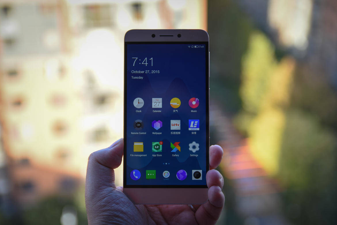 How to Root the LeTV 1S