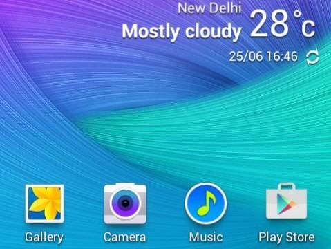 TouchWiz Revolution V12 ROM