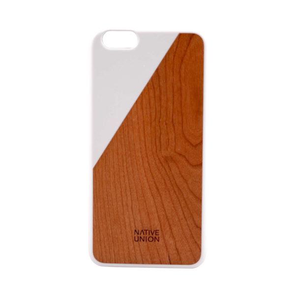 NU Clic iPhone 6 Plus (White) 2