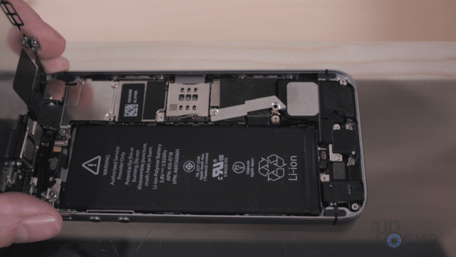 iPhone 5S Battery Stock