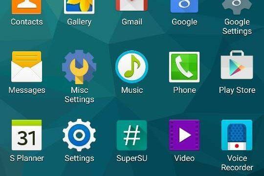 Samsung Galaxy S5 (Sprint) ROMs