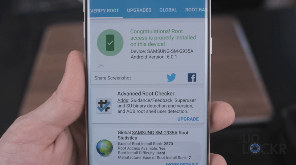 How to Root the Samsung Galaxy S7 or S7 Edge (All Snapdragon