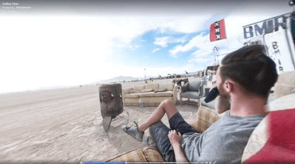 360 at Desert Festival
