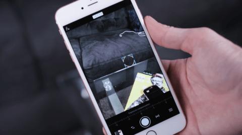 ProCamera UI