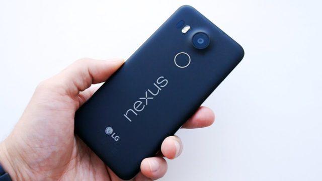 LG Nexus 5X ROMs