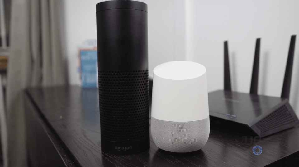 Amazon Alexa vs Google Home