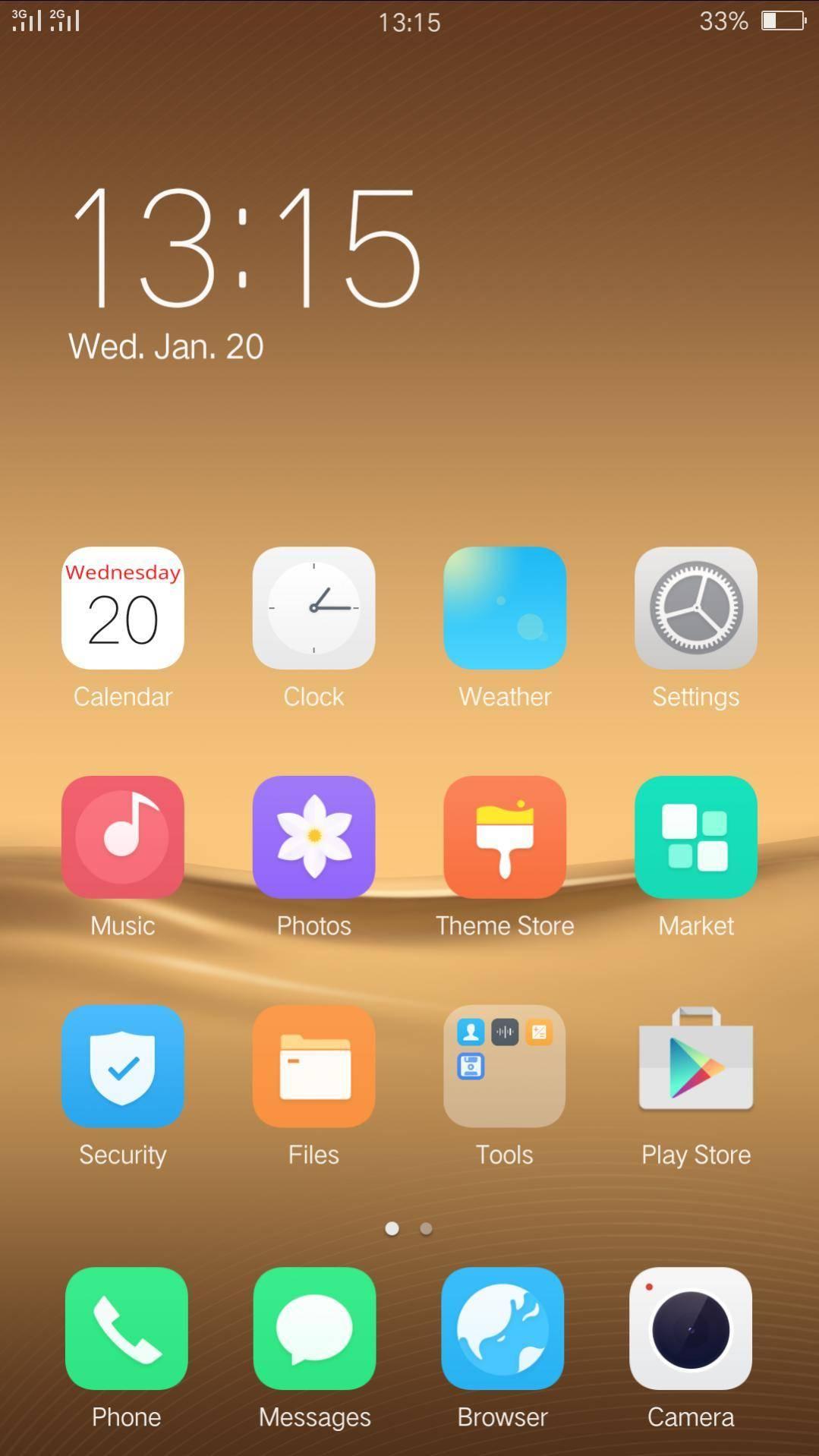 OPPO Color OS V3 0i ROM