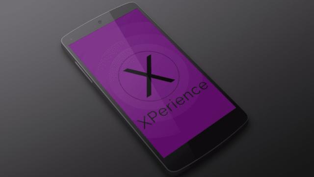 XPerience v11.1.0 ROM