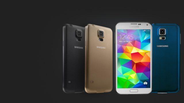 Root Samsung Galaxy S5