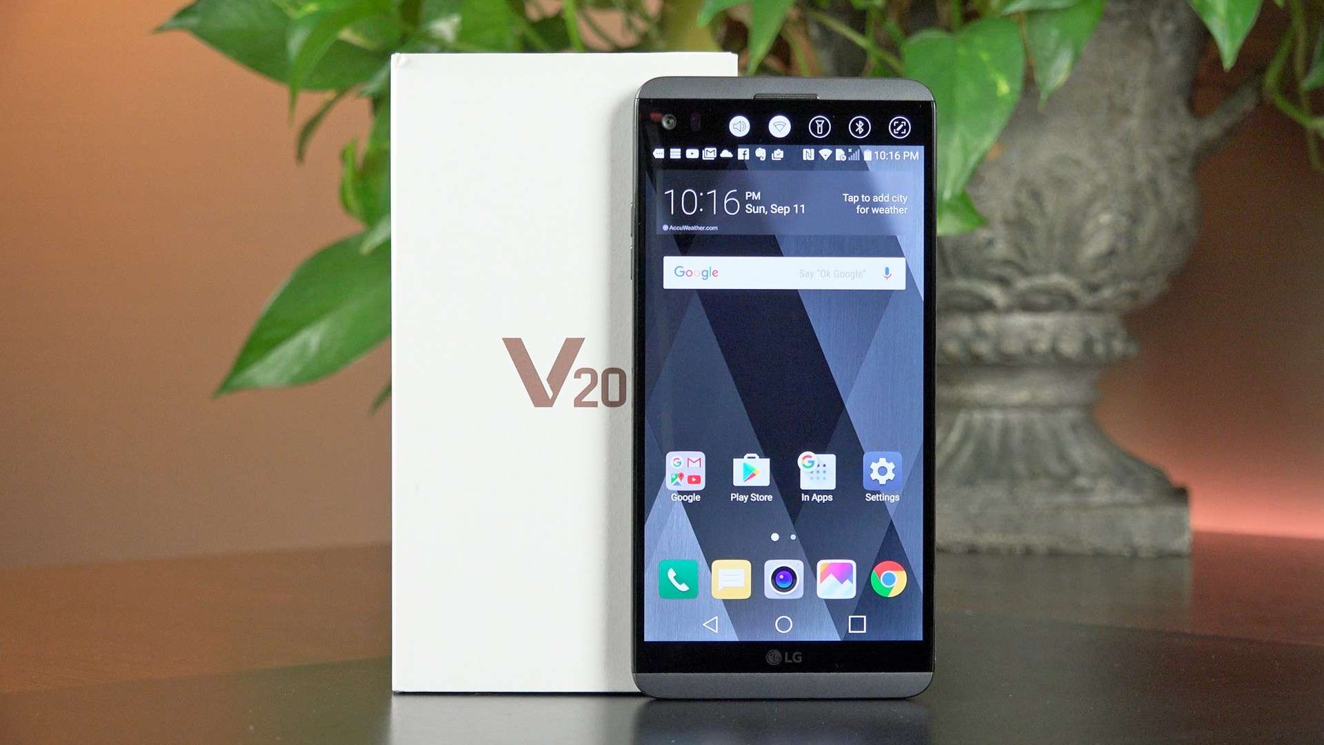 How to Root the LG V20
