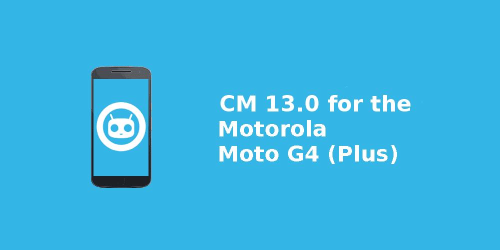 UNOFFICIAL CyanogenMod 13 0 ROM