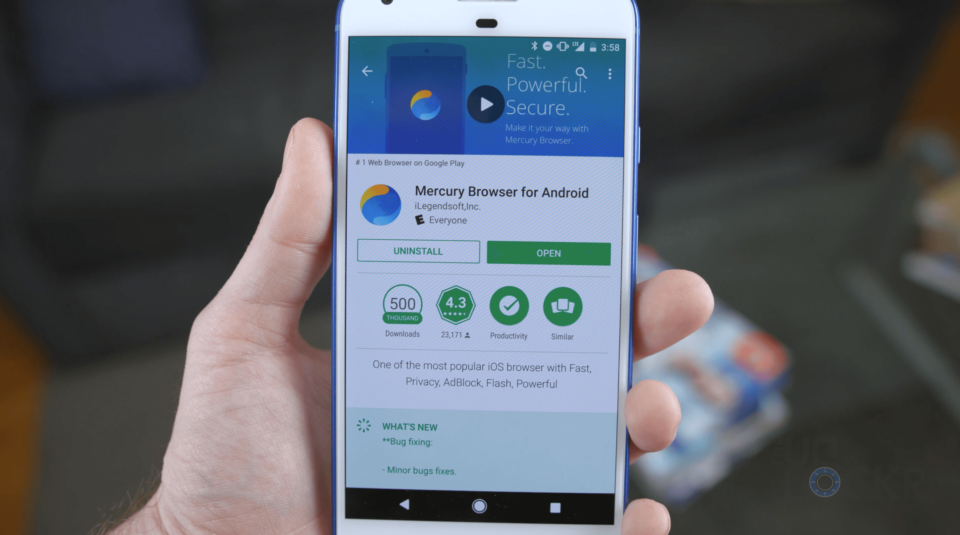 6 Best Browsers for Android To Make Your Web Browsing Better