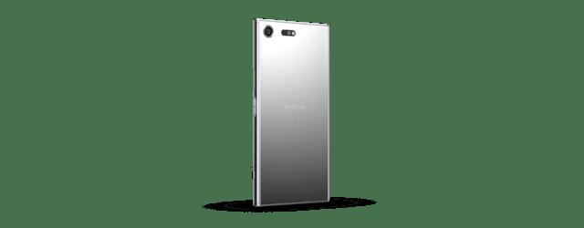 Sony Xperia XZ Premium Silver Back