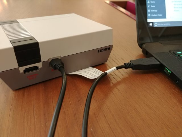 NES Plugged In