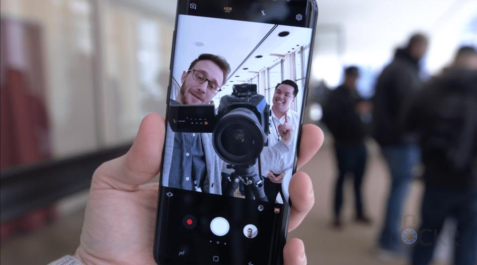 S8 Selfie