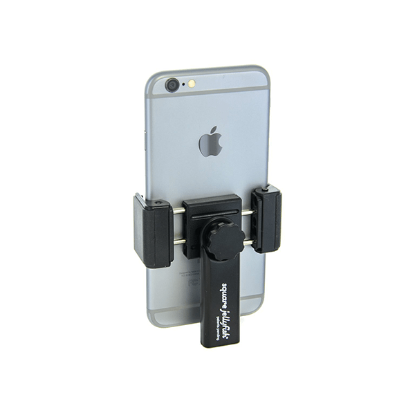 Square Jellyfish Phone Tripod Mount Vertical