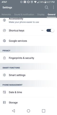 Shortcut Keys in General