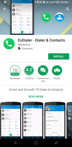 Download exDialer