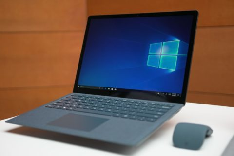 Surface Laptop Blue