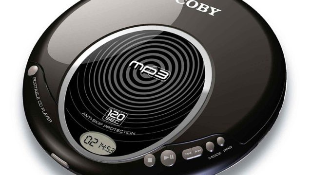 MP3 CD Player