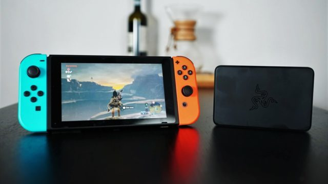Nintendo Switch and Razer Ripsaw (2)