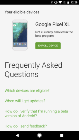Enroll Pixel