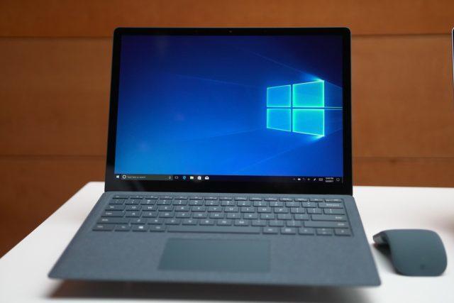 Surface Laptop Blue