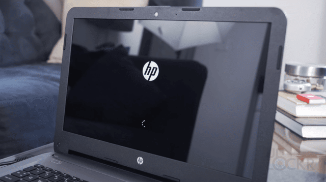 HP Laptop Display