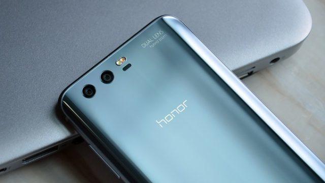 Honor 9 Cameras