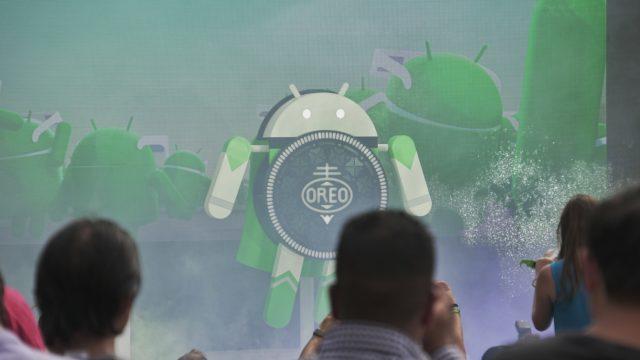 Android Oreo Man